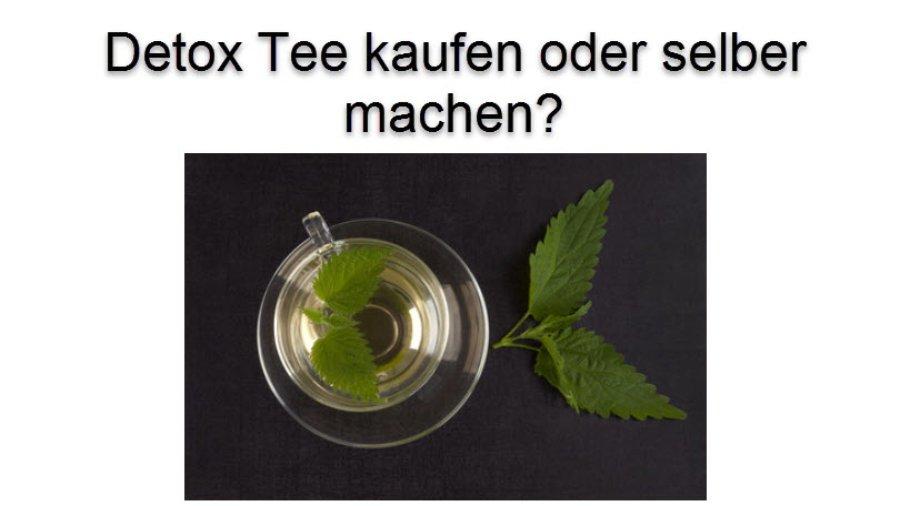 Detox Tee kaufen